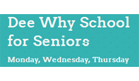 Dee Why School for Seniors logo