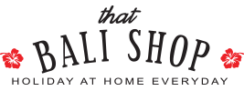 That Bali Shop Logo